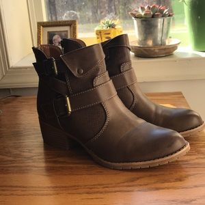 Sofft Euro Soft booties - 8.5M